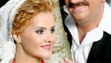 Niculina Stoican şi Petrică Mîţu Stoian, din nou împreună