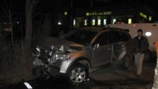 Chevroletul Captiva s-a făcut praf