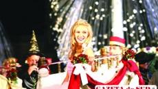 Adela Popescu va îmbrăca la carnaval o rochie de prinţesă