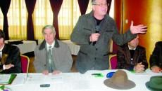 Mircea Dinescu este de ieri vânător şi pescar-şef al Doljului