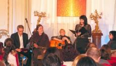 Ştefan Mirea, Mircea Bodolan, Tatiana Stepa şi Adriana Ioncu, într-o nouă seară de dragoste
