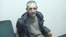 Bărbatul a fost reţinut şi condus la postul de poliţie