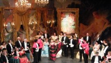 """La Traviata"", cu o coregrafie purtând semnătura lui Francisc Valkay"