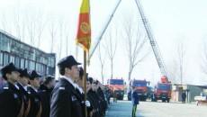Pompierii doljeni au organizat exerciţii şi aplicaţii demonstrative cu ocazia Zilei Protecţiei Civile