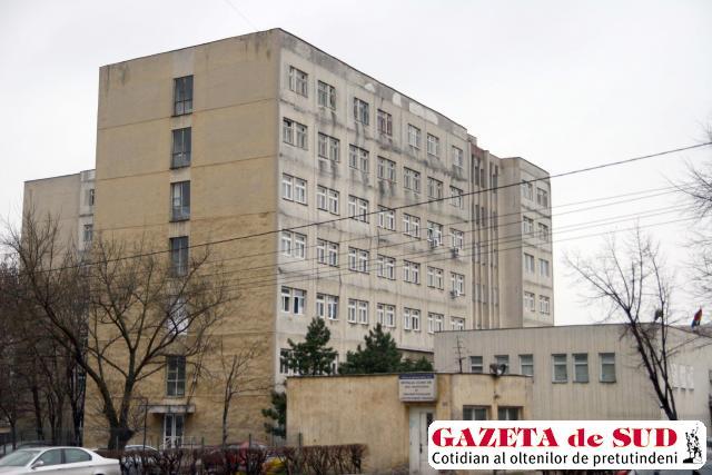 19 doljeni cu COVID-19 sunt internați în Spitalul de Boli Infecțioase din Craiova