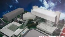 Aşa va arăta noul sediu al Facultăţii de Drept şi Ştiinţe Administrative