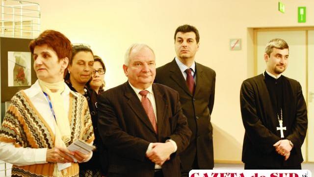 """Manifestarea este organizată de Mitropolia Olteniei prin Fundaţia """"Cuvântul care zideşte"""""""