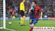 "Messi, favorit la ""Balonul de aur"" în acest an"