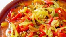 Tocana de legume nu lipseşte din meniul zilnic al celor din Caraibe