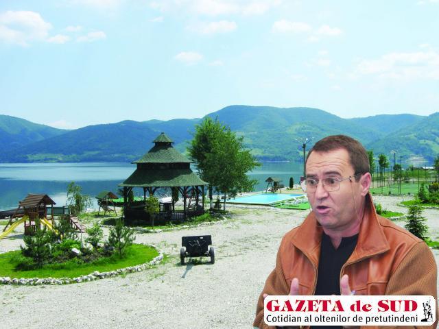 După ce a cucerit Jiul, Dinel a pus tunurile pe Dunăre