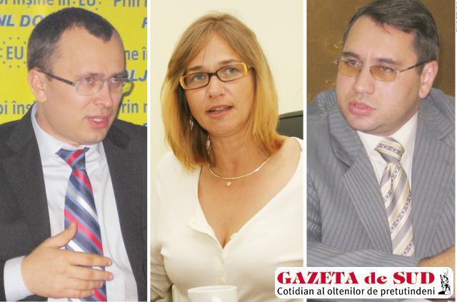 """Cosmin Enea, Cristina Calangiu şi Dan Mogoş, trei liberali ale căror afaceri au stârnit curiozitatea """"serviciilor"""""""