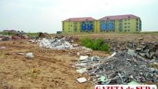 La periferia Craiovei curăţenia e proscrisă