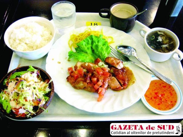Alimentaţia Okinawa, bogată în nutrienţi şi săracă în calorii