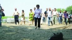 Consilierii locali, în marş forţat pentru a face cunoştinţă cu şantierele Craiovei