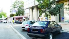 Cele două autoturisme care îi stătuseră în cale avocatului Panait