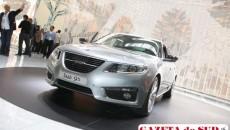 Noul Saab 9-5 este construit pe aceeaşi platformă ca şi Opel Insignia