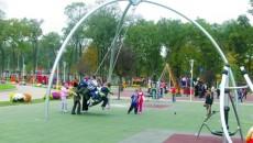 Oamenii  nu se simt în siguranţă în Parcul Tineretului
