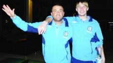 Raskovic şi Stromajer sunt optimişti înaintea returului