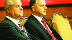 Mircea Geoană şi Adrian Năstase, doi pesedişti cărora justiţia le dă dureri de cap