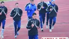 Costea şi ceilalţi alb-albaştri s-au săturat de alergări