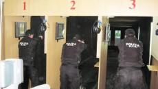 Noul poligon a fost inaugurat de poliţiştii doljeni de la Serviciul de Intervenţie Rapidă