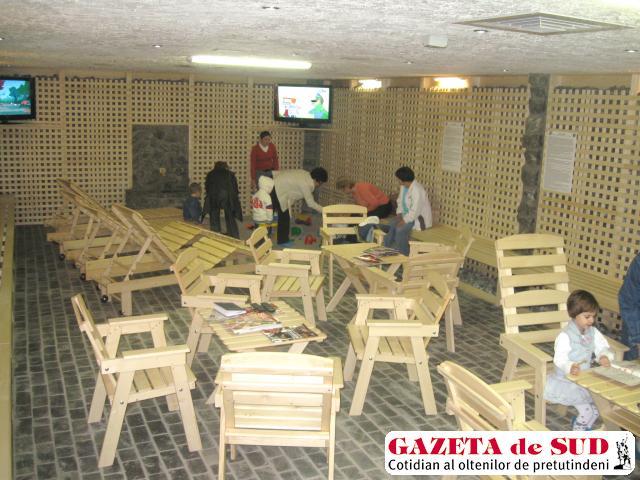 """""""Salina de acasă"""", din Craiova, este a doua din ţară între salinele de suprafaţă ca mărime şi ca nivel de concentraţie al salinităţii"""