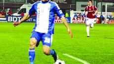 """""""Rebelul"""" Gângioveanu a fost desemnat de fanii Ştiinţei cel mai bun jucător al Craiovei din Giuleşti"""