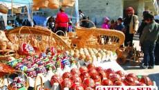 Ouăle încondeiate, cele mai căutate produse la Târgul de Paşte