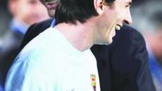 Lui Messi nu pare să-i pese de capcanele lui Mourinho