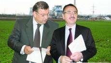 Fostul prefect Silviu Dumitru şi şeful juriştilor din Prefectura Dolj, Eugen Marinescu, au declanşat un război imobiliar care a atras şi atenţia DNA