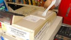 Comercianţii trebuie să-şi modifice urgent memoria caselor de marcat