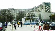 Spitalul de Urgenţă Craiova are prea mulţi angajaţi care nu au nici o tangenţă cu medicina