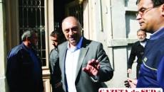 Antonie Solomon ar putea ieşi azi din arest