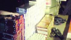 Oamenii legii din Dolj au confiscat aproximativ 700.000 de pachete de ţigări de contrabandă anul acesta