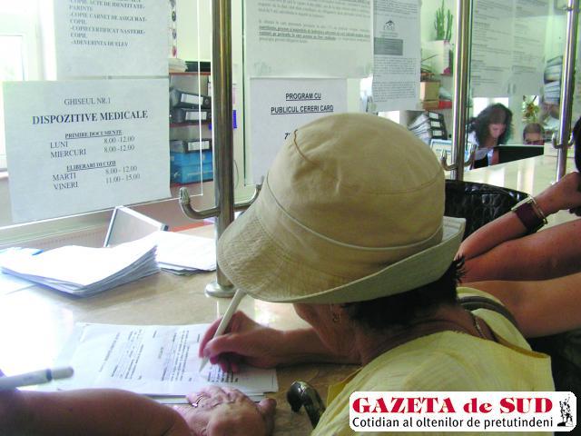 Persoanele fără venituri trebuie să depună la Casa de Asigurări de Sănătate mai multe documente