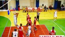 Jucătorii craioveni au făcut spectacol pe final de meci