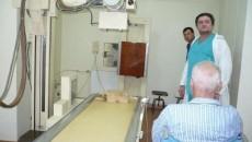 Singurul aparat de radiologie funcţional