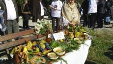 Gorjenii s-au delectat cu piftii şi alte mâncăruri tradiţionale
