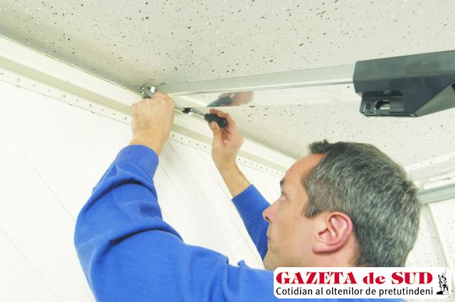 Montarea plafonului fals asigură planeitatea tavanului
