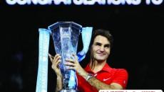 Roger Federer a fost imbatabil la Londra