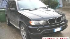 Maşina condusă de bărbat a fost confiscată de poliţiştii de frontieră