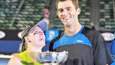 Bethanie Mattek-Sands şi Horia Tecău, un cuplu de succes la Australian Open