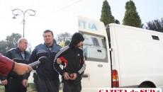 Tânărul a fost arestat preventiv în octombrie 2011, iar anul acesta a fost condamnat