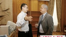 Este posibil ca liderul PSD, Victor Ponta, să nu mai poată beneficia de sfaturile mai experimentatului Adrian Năstase