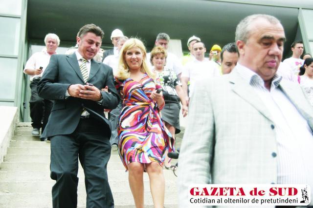 Deputatul PDL Gelu Vişan nu a negat că şi-ar dori să candideze pentru şefia Consiliului Judeţean Dolj, susţinând însă că va face asta doar la propunerea PDL