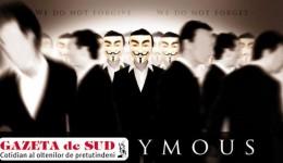 Membrii Anonymous din România sunt acuzaţi de procurorii DIICOT de terorism cibernetic