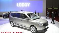 Dacia Lodgy la Geneva Motor Show 2012