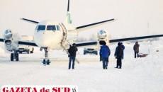 14 februarie 2012 - o aeronavă SAAB 2000 a companiei Carpatair, cu 48 de pasageri la bord, a ieşit de pe pista Aeroportului Internaţional Craiova şi s-a înfipt în zăpadă
