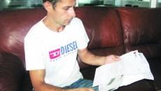 Gheorghe Bungeţeanu a relatat la GdS cum s-a trezit el cu notificare de la bancă la cinci ani după ce i-a fost emis un card pe care nu l-a folosit niciodată