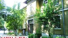 În curtea unde se află fostul Spital de Copii, Primăria Craiova ar vrea să construiască un spital municipal modern